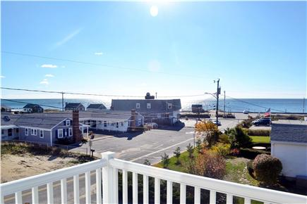 Dennisport Cape Cod vacation rental - Views from kitchen deck