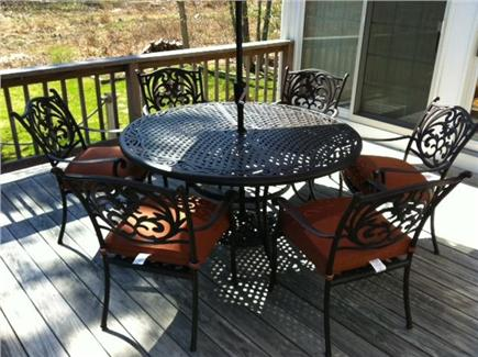 Brewster, MA Cape Cod vacation rental - Patio / Deck