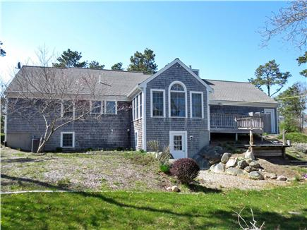 Brewster, MA Cape Cod vacation rental - Yard/Back