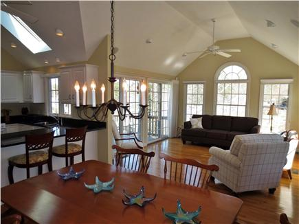Brewster, MA Cape Cod vacation rental - Open Floor Plan