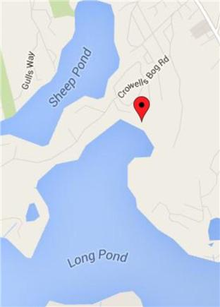 Brewster Cape Cod vacation rental - Steps to private beaches on Long Pond & .2 miles to Sheep Pond