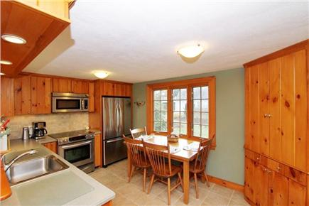 East Orleans Cape Cod vacation rental - Fully equipped kitchen with dining space