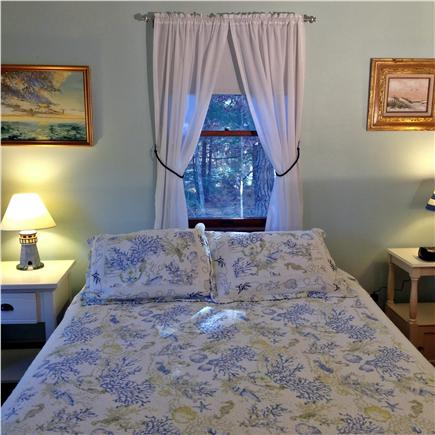 Eastham Cape Cod vacation rental - Downstairs bedroom with queen