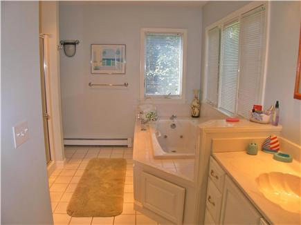 East Orleans, MA Cape Cod vacation rental - Downstair master bathroom