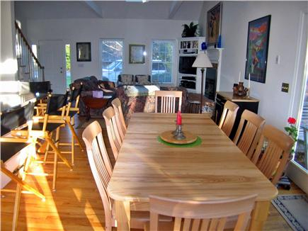 East Orleans, MA Cape Cod vacation rental - Bright open floor plan