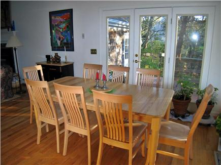 East Orleans, MA Cape Cod vacation rental - Dining