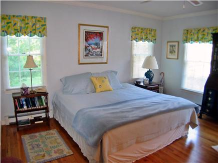 East Orleans, MA Cape Cod vacation rental - 1st floor master with king bed and full bath w/whirlpool