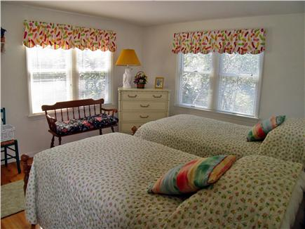 East Orleans, MA Cape Cod vacation rental - Upstairs Bedroom with 2 twin beds
