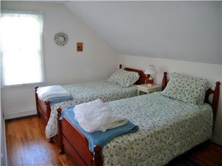 East Orleans, MA Cape Cod vacation rental - 3rd upstairs bedroom with twin beds