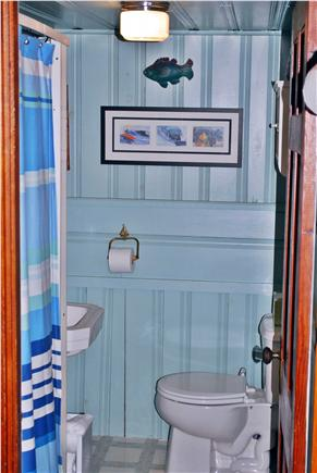 Dennis Cape Cod vacation rental - Full Bath With Stall Shower