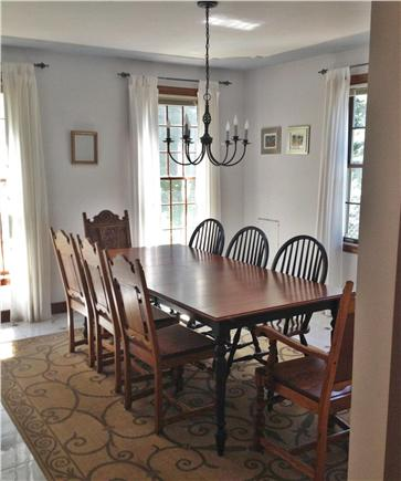 East Orleans Cape Cod vacation rental - Formal dining room