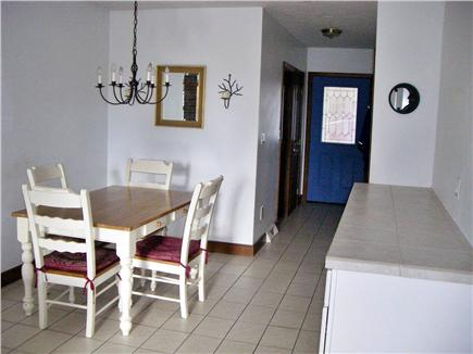 East Orleans Cape Cod vacation rental - Dining area viewed from kitchen