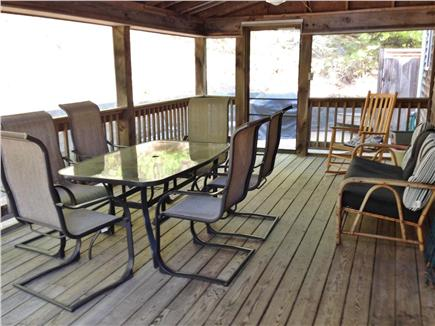 Orleans Cape Cod vacation rental - Screen Porch