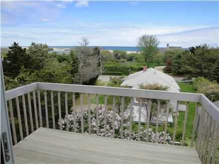 East Orleans Cape Cod vacation rental - Upper deck