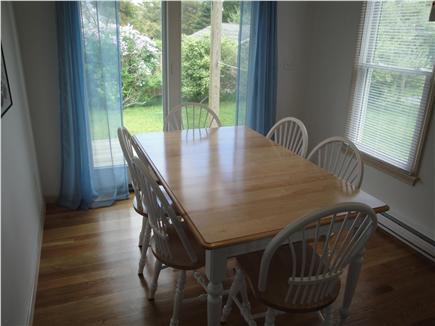 East Orleans Cape Cod vacation rental - Dining