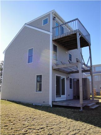 East Orleans Cape Cod vacation rental - Back of house