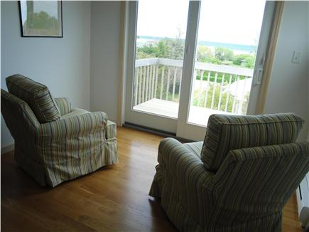 East Orleans Cape Cod vacation rental - Upper deck view