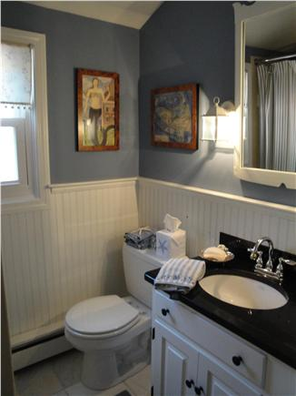 Harwich Cape Cod vacation rental - Upstairs Bath