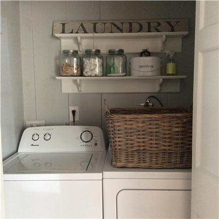 Harwich Cape Cod vacation rental - Washer/Dryer