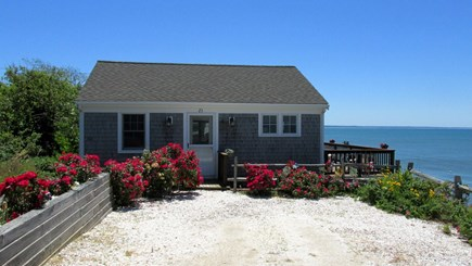 Eastham Cape Cod vacation rental - Driveway (2 Parking Spaces)