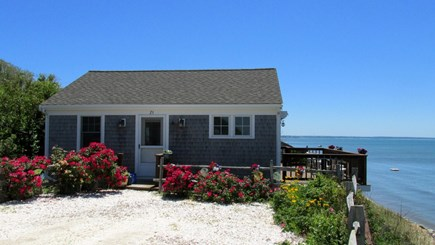 Eastham Cape Cod vacation rental - View Over Cape Cod Bay