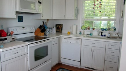 Eastham Cape Cod vacation rental - Kitchen with Dishwasher