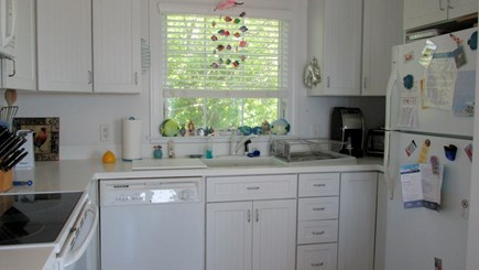 Eastham Cape Cod vacation rental - Kitchen - Fridge