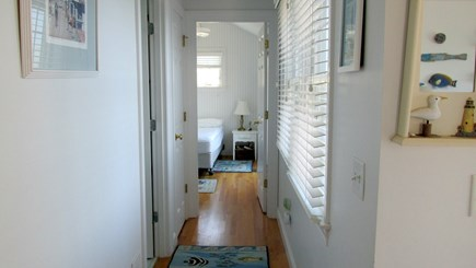 Eastham Cape Cod vacation rental - Hallway to Master Bedroom