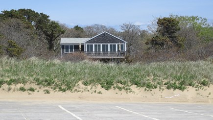 Eastham Cape Cod vacation rental - View from the beach