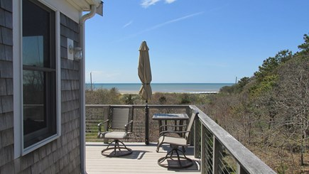Eastham Cape Cod vacation rental - Deck!