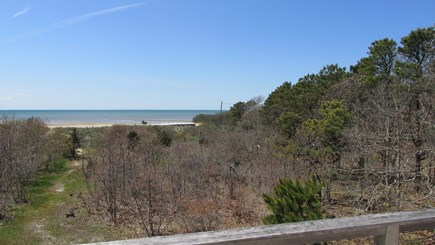 Eastham Cape Cod vacation rental - View of the Beach