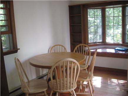 Dennis Cape Cod vacation rental - Breakfast Room off Kitchen