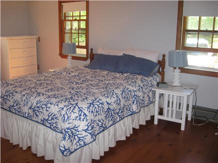 Dennis Cape Cod vacation rental - Master bedroom with Queen bed, 1st Floor