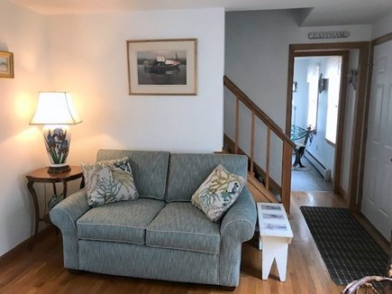 Eastham Cape Cod vacation rental - Living Room to Den