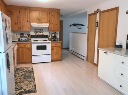 Eastham Cape Cod vacation rental - Kitchen to Den