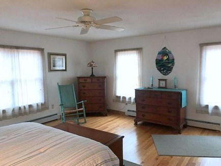 Eastham Cape Cod vacation rental - First Floor Master Bedroom