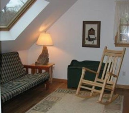 Eastham Cape Cod vacation rental - Loft Area with Full Futon