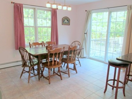 Eastham Cape Cod vacation rental - Dining/Patio Doors