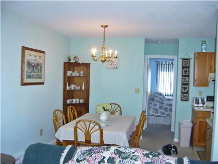 Brewster Cape Cod vacation rental - View of Dining Room from Living Room