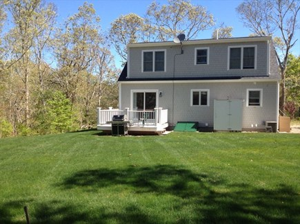 Eastham Cape Cod vacation rental - Rear of home