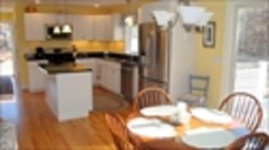 Eastham Cape Cod vacation rental - Kitchen and dining area