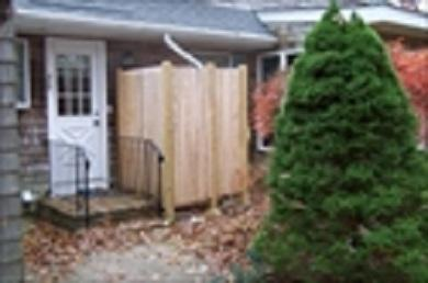 South Harwich Cape Cod vacation rental - Outdoor Shower
