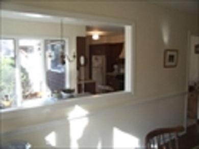 South Harwich Cape Cod vacation rental - Open concept