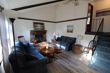 Dennis Port Cape Cod vacation rental - Living Room