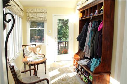 Eastham Cape Cod vacation rental - Sunroom...Coffee room