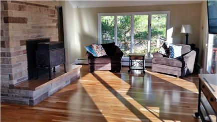 Pleasant Lake Harwich Cape Cod vacation rental - Spacious Family Rm with plenty of space for entertaining the fam