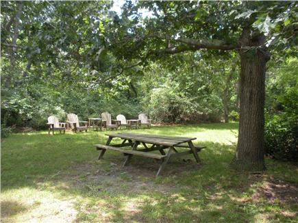 Eastham Cape Cod vacation rental - Spacious Exterior