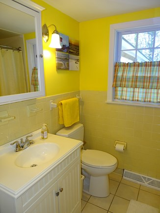 Eastham Cape Cod vacation rental - House, first floor bathroom