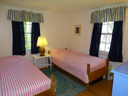 Eastham Cape Cod vacation rental - Twin bedroom in cottage