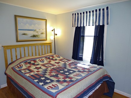 Eastham Cape Cod vacation rental - Cottage queen bedroom